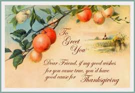 free thanksgiving greeting card message free quotes poems