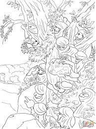 lofty inspiration 12 spies coloring page spies sent to canaan