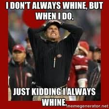Jim Harbaugh Memes - jim harbaugh is a crybaby arizona cardinals pinterest