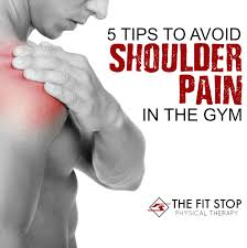 Rotator Cuff Injury From Bench Press Tips To Avoid Gym Shoulder Pain Fit Stop Physical Therapy