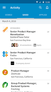 linkedin job search android apps on google play