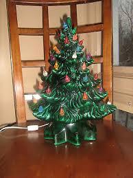 ceramic christmas tree with lights finest ceramic christmas tree
