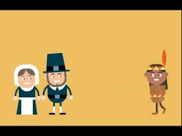what does thanksgiving animated ecard