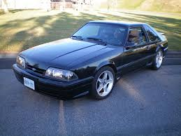 1990 Mustang Gt Black Spyder 3 1990 Ford Mustang Specs Photos Modification Info At