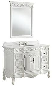 Antique Style Bathroom Vanity by 42