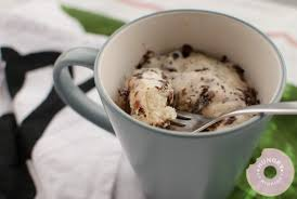 chocolate chip mug cake made with pancake mix u2013