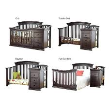 Convert Crib To Daybed Crib To Daybed Conversion Ible Ddler Dy N Simmons Crib Daybed