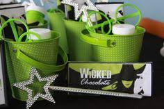 wicked themed events for sale on etsy wicked birthday party decorations new hand made