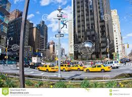 Trump Tower Ny Columbus Circle Nyc Trump Tower Editorial Photo Image 24550511