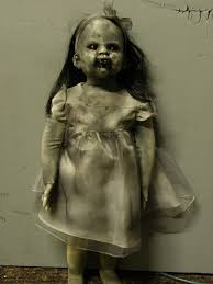 emily doll prop creepycollection haunted house halloween props