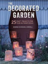 the decorated garden book by deborah schneebeli morrell