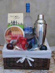 martini gift basket gift baskets in vancouver call carver gifts vancouver gift