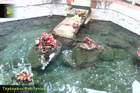 eastern ghats taptapani is famous for its sulfur water spring in the ganjam