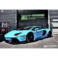 Lamborghini Murcielago Widebody - libertywalk performance ver 2 wide body kit carbon