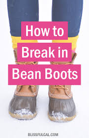 ll bean s boots size 12 how to in bean boots avoid blisters now blissful gal