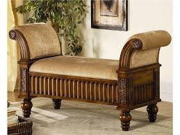 bench for living room free ground shipping coaster rolled arm