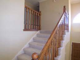 Oak Banister Rail Heath Stairworks Servicescomplete Removal Of Your Old Railing