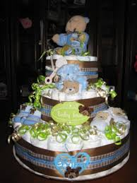 diaper cakes for baby boy showers cutestbabyshowers com
