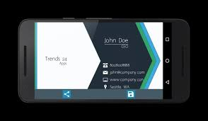 business card apk business card maker creator apk download latest