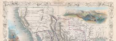 Map Of Mexico And Texas by External Affiliated Faculty The Center For 17th U0026 18th Century