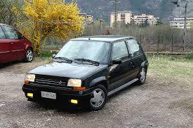 renault super 5 1989 renault 5 gt turbo ebs convertible 28 kb car u0027s and super