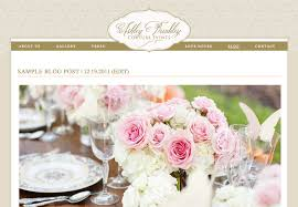 wedding planner websites dallas wedding planner brinkley gets a new website