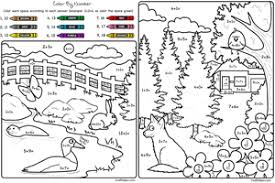colours activities worksheets printables and lesson plans