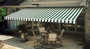 Deck Awnings Retractable Retractable Deck U0026 Patio Awnings Garage Door Service Sales And