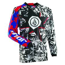 2014 motocross gear thor phase volcom paradox jersey fortnine canada