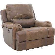 Recliner Chair Leather Power Recliner 1d 1416pr Cambridge Home Afw