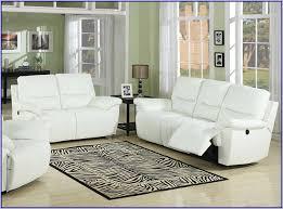 White Leather Sofas White Leather Sofa Set Home Improvement Gallery
