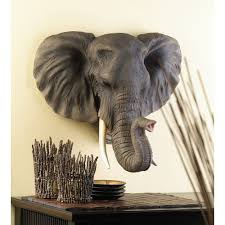 wholesale noble elephant wall decor buy wholesale animal figurines