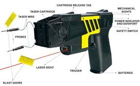 cartridges taser gun taser m26c with laser sight specifications
