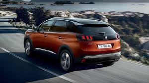perso car all new peugeot 3008 new car showroom suv 2017 european car of