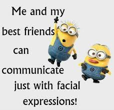 imagenes amistad minions best friends luv minions pinterest