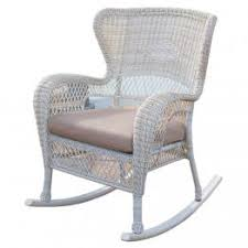 Gray Rocking Chair Outdoor Wicker Rocking Chairs Wicker Com