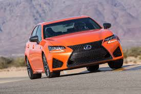 lexus f 5 0 sedan v8 2016 lexus gs f can stretching the rc f make a better sports car