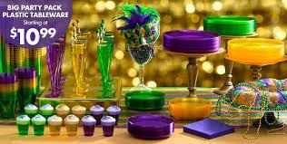 mardi gras party favors mardi gras plastic party supplies party city
