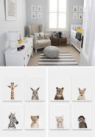 Zebra Print Rug Australia Sophisticated Art For Baby U0027s Nursery Shop Our Charming Collection