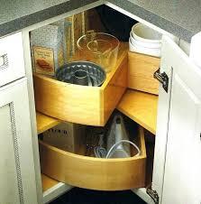 Storage Solutions For Corner Kitchen Cabinets Kitchen Corner Cabinet Storage Solutions Kitchen Corner Cabinet