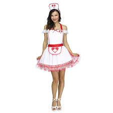 nurse apron u0026 headband buycostumes com