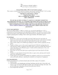 cover letter event planner contract free event planner contract