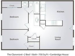 2 bedroom 1 bath floor plans 2 bedroom apartment floor plans pricing cambridge house davis ca