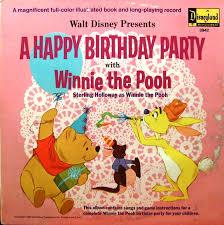 Winnie The Pooh Photo Album A Happy Birthday Party With Winnie The Pooh Disney Wiki Fandom