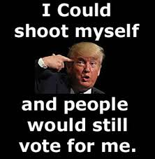 Vote For Me Meme - trump i could shoot donald trump know your meme