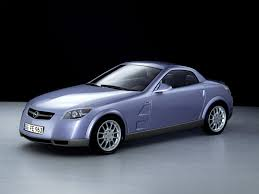 opel old opel roadster studie g100 prototype 1999 u2013 old concept cars