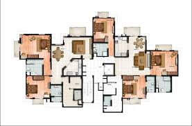 floor plane 3 room apartment at platinum residence boahiyaa
