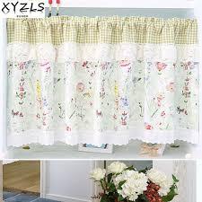 Cafe Kitchen Curtains Stunning Cafe Kitchen Curtains And Popular Kitchen Cafe Curtains