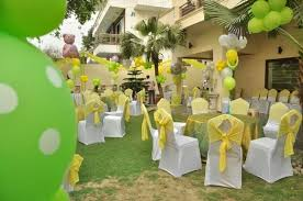 yellow baby shower ideas barbeque baby shower baby shower ideas