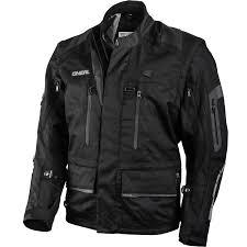 reflective cycling jacket oneal baja racing enduro moveo jacket motocross water repellent